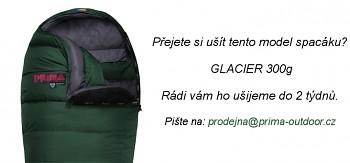 Spacák PRIMA GLACIER 300g