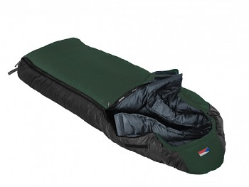 Spacák PRIMA EVEREST 230 Comfortable zelený L