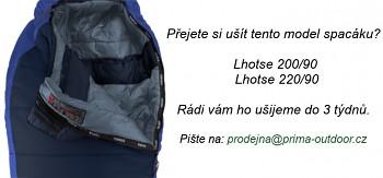 Spacák PRIMA LHOTSE 220/90